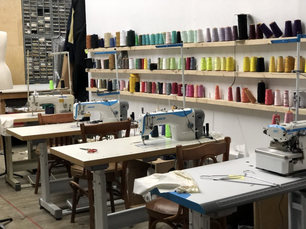Creative Space Beirut Inside Lebanon S Only Free Fashion School