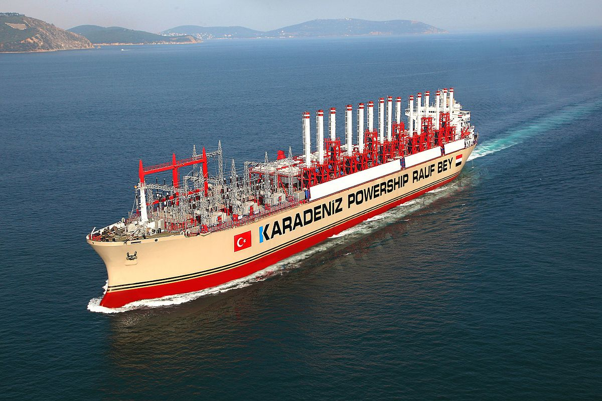 Turkish powerships would provide a quick and less costly solution to the Lebanese electricity crisis. (Wisdom Events)