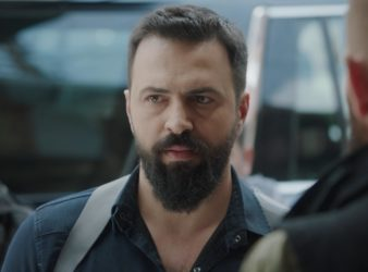 Jabal Cheikh El-Jabal, the lead character from Ramadan's popular Al Hayba series. (IMDb)