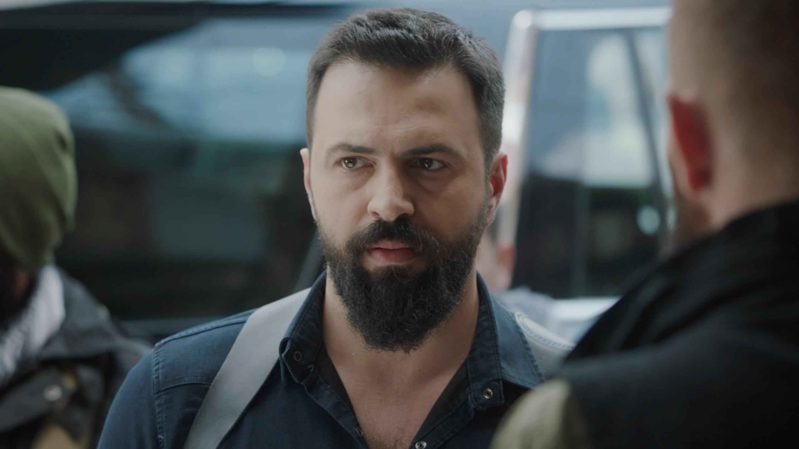 Jabal Cheikh El-Jabal, the lead character from Ramadan's popular Al Hayba series. (IMDb)