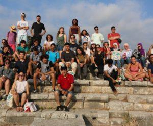 Day-trip to Byblos. (Rabail Habib, 10 July 2019)