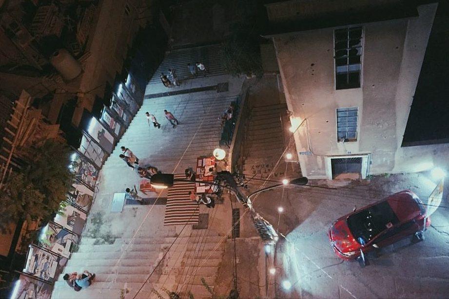 Vendome Stairs in 2015 (Rita Hajj)