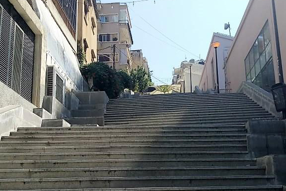 Vendome Stairs in 2019 (Veronica Merlo)