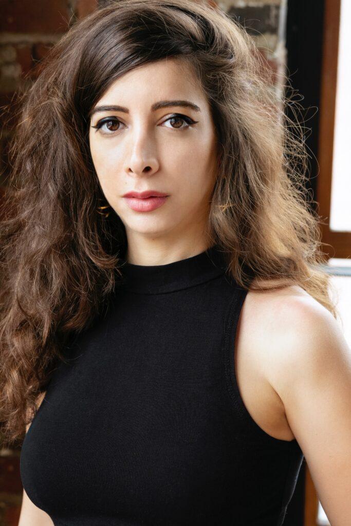 Zahra Hankir by Maria Wilson