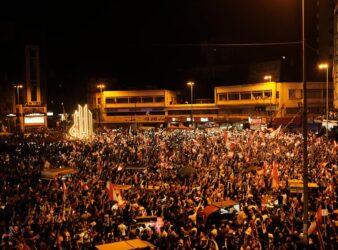 Nour Square, Tripoli (Eva Mahfouz)