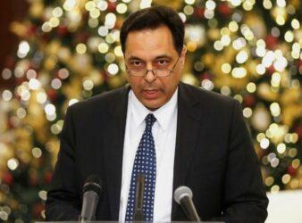 The new Lebanese Prime Minister Hassan Diab. December 19, 2019. REUTERS / Mohamed Azakir