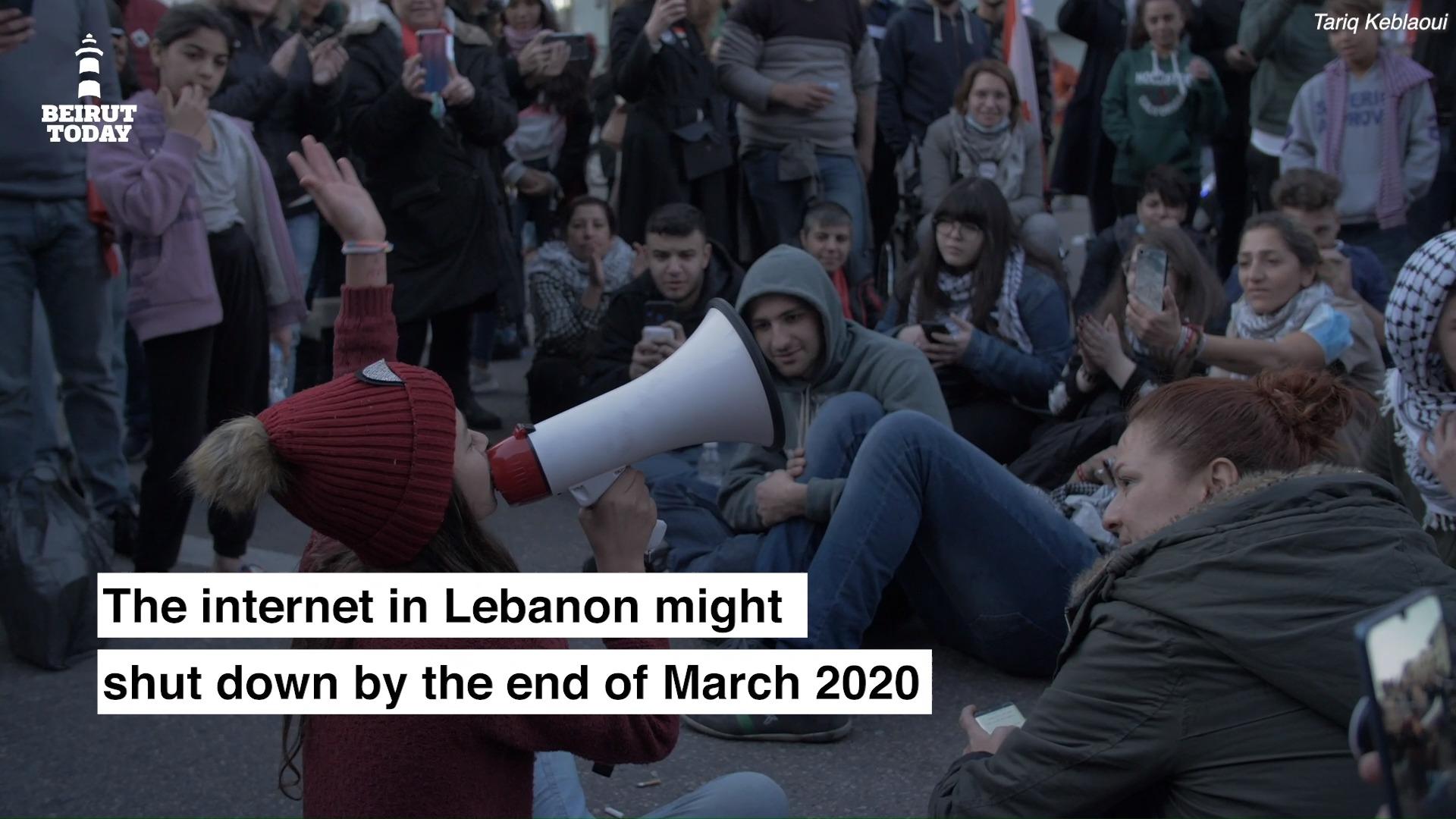 Internet in Lebanon