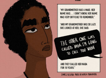 The plight of migrant domestic workers in Lebanon under Kafala(Illustration: Christina Atik)