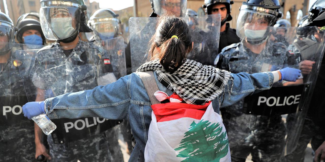 28 نيسان 2020 (PHOTO: Inside Arabia via Hussein Malla / AP)