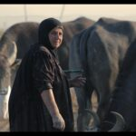 """Still from """"She Was Not Alone"""" (2020) by Iraqi director Hussein Al-Asadi."""