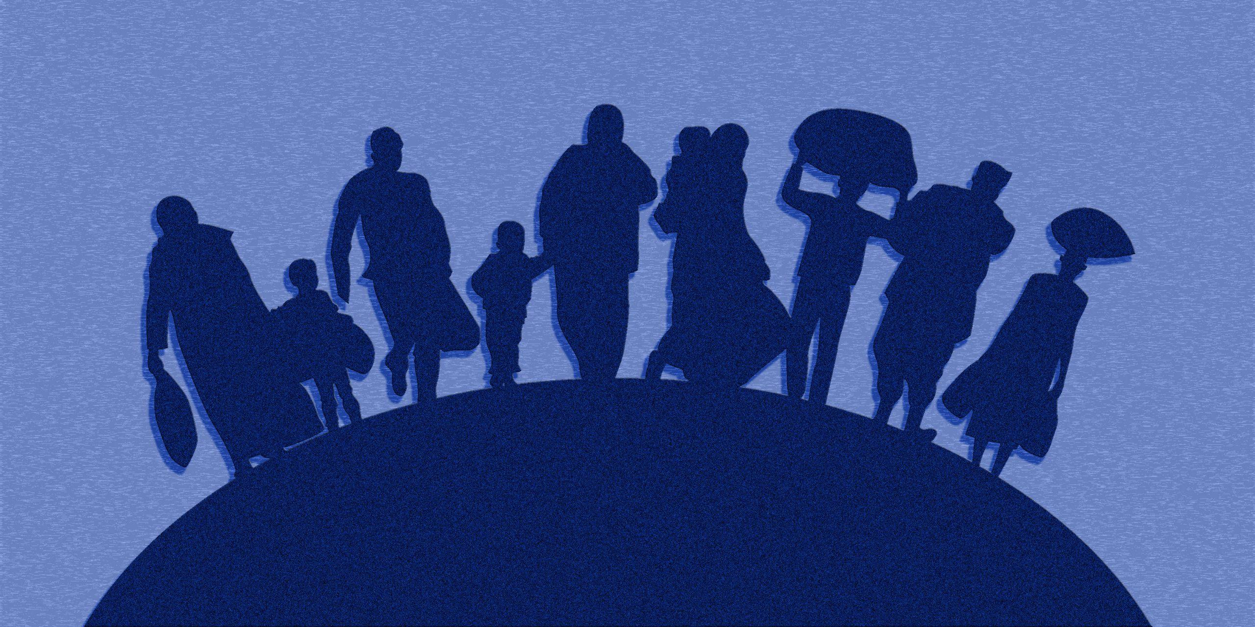 political refugees