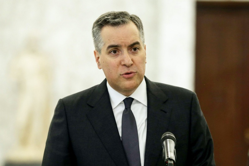 Prime Minister Mustapha Adib (Photo: NNA)