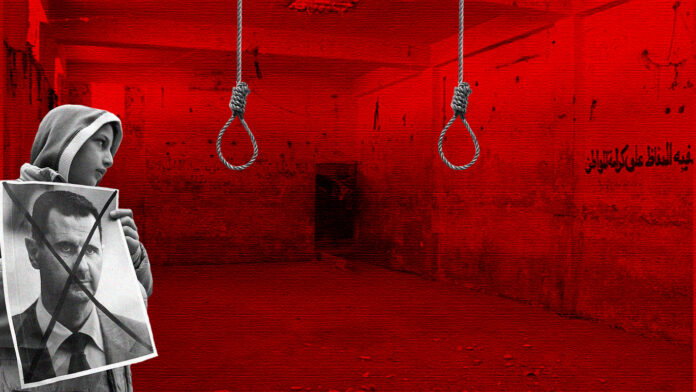"""""""Assad's Syria"""": Tales of torture and broken humanity"""